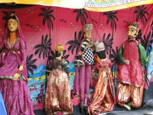 Puppet Show at Sundarvan