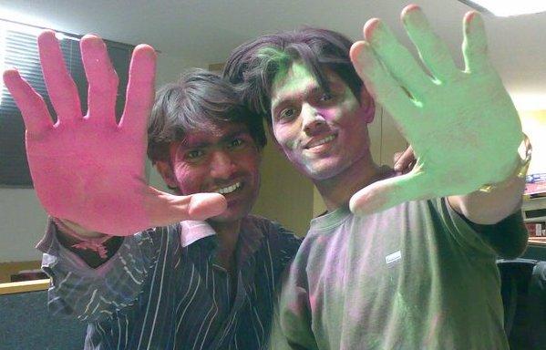 Holi-The Festival of Colours
